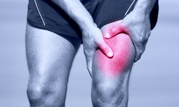 Why you get sore from skiing