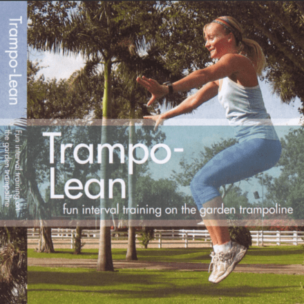 trampoline training for skiing cover