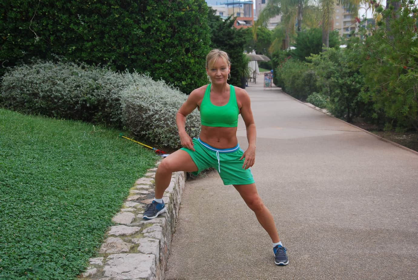 Strength training for skiing