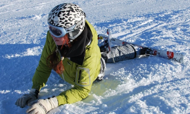 Typical Skiing Mistakes